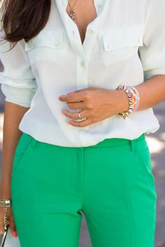 Mint is the NEW black!!!!!