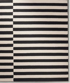 The alternating stripe pattern of our hand-tufted Marvela Indoor/Outdoor Rug makes a bold visual impact wherever you put it. This easy-care rug is hand-hooked using polypropylene to create a plush texture while retaining its colors and design.