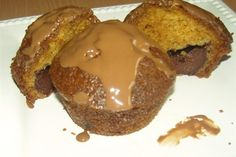 Csupa csokis muffin - Csokis sütemény Muffin, French Toast, Breakfast, Food, Morning Coffee, Essen, Muffins, Meals, Cupcakes