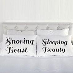 Disney Discovery- Sleeping Beauty & Beauty and the Beast Pillowcase Set