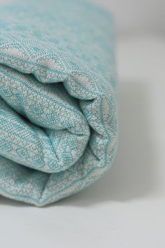 Didymos Limited Edition Woven Wrap - Indio Mare by Maverick Baby. This would be Mya's legacy wrap.