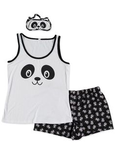 Panda pj set