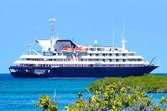 7-night #Galapagos #cruise aboard Silver Galapagos. Departing Ecuador 16 November 2013. From £3550 per person!