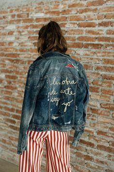 Pantal�n Chanel, playera Google, chamarra La Obra de Arte Soy Yo de Las Mothers Project