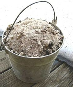the benefits of WOOD ASH in the garden....