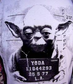 Yoda MugShot