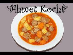 Rezept: Sulu Köfte - AhmetKocht - Folge 74 - YouTube