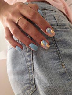 Subtle Nails, Neutral Nails, Cute Gel Nails, Cute Acrylic Nails, Stylish Nails, Trendy Nails, Milky Nails, Acylic Nails, Fire Nails