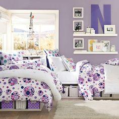 Store-It Bed + Corner Unit Sets | PBteen
