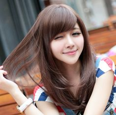Gaya Dan Model Rambut Panjang Masa Kini - Model Rambut panjang Palng Trend   amp  Populer b07e2bde67