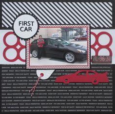 First car - Scrapbook.com