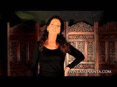 Flamenco Dance Lesson 7: Triplet step por Tango with Guitar Accompaniment