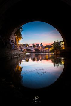 Under the Bridge in Rome by ✅ Luca Micheli ⭐️
