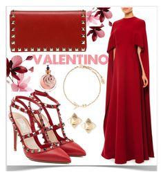 """valentino"" by teto000 on Polyvore featuring Valentino, valentino and all"