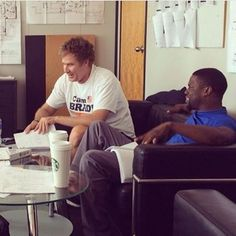 """Kevin Hart and Will Ferrell Team Up For """"Get Hard"""" Movie! (Details Here)"""