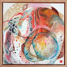Fluid Organics 1 (Oct 10, painting no.22)