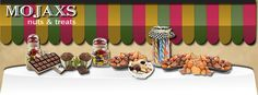 Mojaxs Nuts and Treats - We can create a custom fundraising campaign using our new mobile/electronic ordering. We sell peanuts, walnuts, pecans, cashews, fruits, etc.