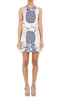 291f3843854 Sea Canvas Shift Dress at Barneys New York Fashion Hub