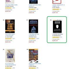 #ebook #noir #amazonkindle  La grande menzogna in Top 100 Gialli e Thriller  http://www.amazon.it/dp/B00SU83VCI