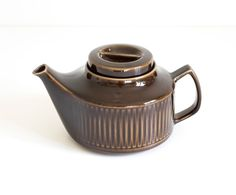 Vintage Retro Teapot by Egersund from Norway 1970s by Wohnstadt
