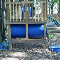 Kids Playground Equipment – Playground Fun For Kids Kids Outdoor Play, Kids Play Area, Backyard For Kids, Backyard Projects, Outdoor Projects, Outdoor Fun, Play Areas, Kids Yard, Indoor Play