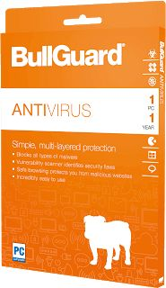 BullGuard Antivirus 2018 Edition License Key 20% Discount   BullGuard Antivirus 2018 Edition License Key BUY NOW $23.96       BullGuard...