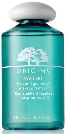 Origins Well Off Fast & Gentle Eye Makeup Remover - No Color
