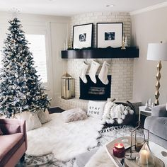 holiday home decor // cozy home essentials