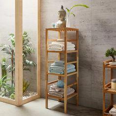 Duschtuch Carina in Grau ca. 70x140cm online kaufen ➤ mömax Ladder Decor, Bookcase, Shelves, Home Decor, Shelving, Shelving Racks, Bookshelves, Interior Design, Home Interior Design