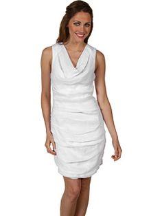 Bailey 44 Ropa Vieja Dress White - 6pm.com