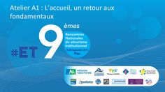 A1 l'accueil, un retour aux fondamentaux by Rencontres Nationales du etourisme institutionnel via slideshare