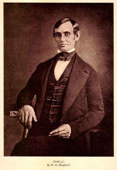 Abraham Lincoln (1846)