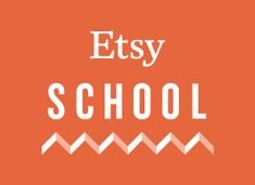 Etsy School : Keep Improving your Etsy Shop All Year on Etsy. Here's a quick look at some of the exciting things to come in 2014 :)