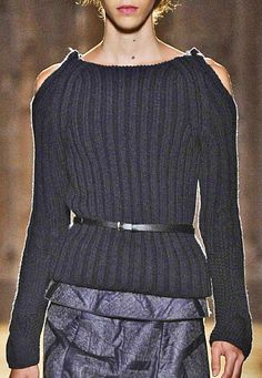 roland mouret pic only- how about a v neck to continue the shoulder cut outs