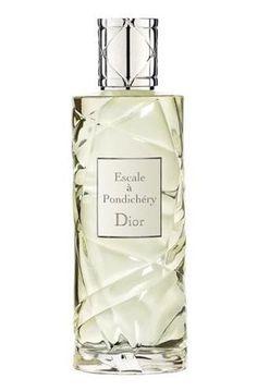 Cruise Collection Escale a Pondichery Dior perfume -