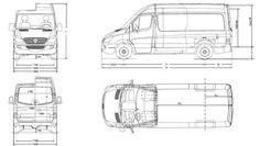 Mercedes-Benz Sprinter 310 313 316 319 413 416 510 513 516