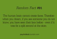 ...creepy