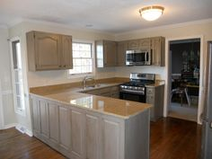 Glazed Painted Kitchen Cabinet Doors Painted Cabinets