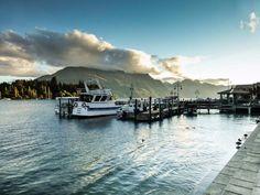Queenstown, New-Zealand