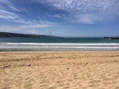 """Apollo Bay Main Beach""  #apollobay #mainbeach #blue #sky #sand #waves #sunny #sunshine #sunburn #tanning #MEL #Melbourne #Australia #spring #november #nature #nice #clearwater #relax #2015 #freewill #roadtrip #VIC by kc_kiakaha http://ift.tt/1LQi8GE"