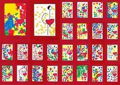 BAILARINA DE MIRO CON GOMETS Mondrian, Kandinsky, Matisse, Joan Miro, Keith Haring, Art Plastique, Creative Kids, Illustrations, Famous Artists