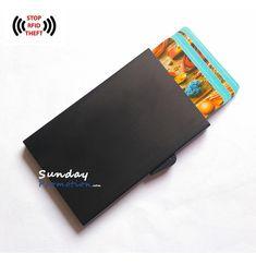 This is a Wholesale Aluminium Credit Card Holder RFID Credit Card Wallet Supplier, Sundaypromotion.com make best custom RFID Wallets & Credit Card Holder.