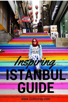 Inspired in Istanbul: A Short (But Useful) Guide