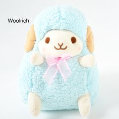 Wooly Premium Plushies (Big)