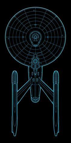 - Constitution class starship Star Trek Enterprise, Nave Enterprise, Star Trek Starships, Star Trek Tattoo, Star Trek Wallpaper, Star Trek Original, Lightsaber Parts, Star Trek Posters, Star Trek Cast