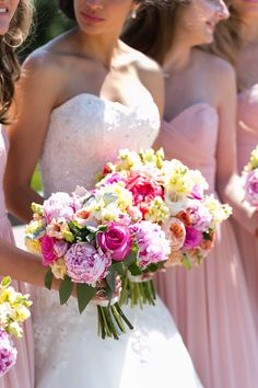Bright Spring Bouquets, Photo by Emilia Jane