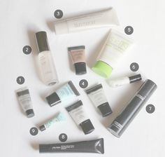Picking a face primer just for you based on your skincare needs!