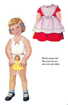 Paper Dolls~Magic - Bonnie Jones - Picasa Webalbum