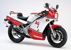 Yamaha RD500LC -teenage dream