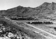 Across Gumtree Road lies Djebel Orbata, where Darby led his Rangers across the hills east of El Guettar to fall on the Italians from the rear on march 20 1943...